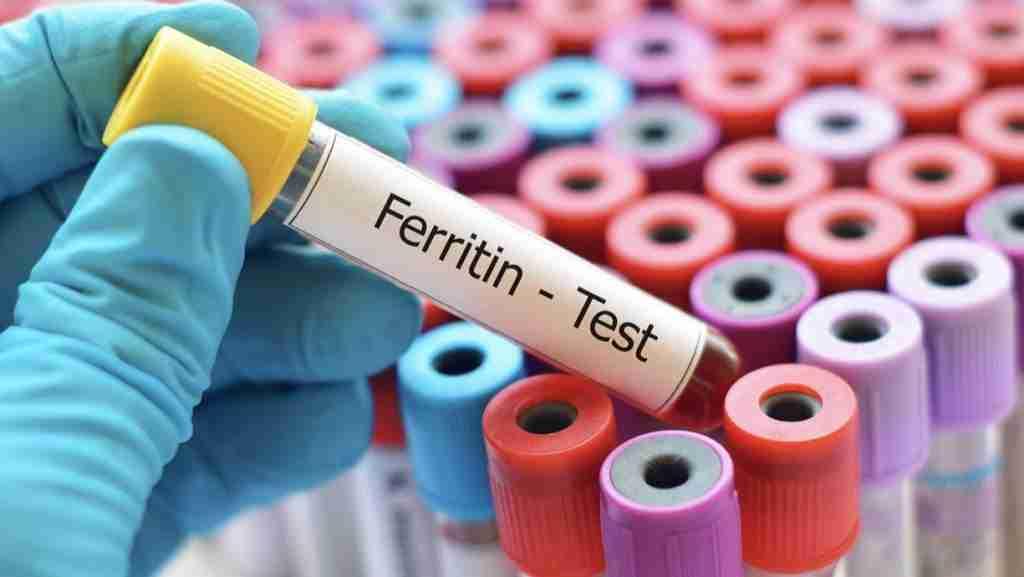 sideremia ferritina